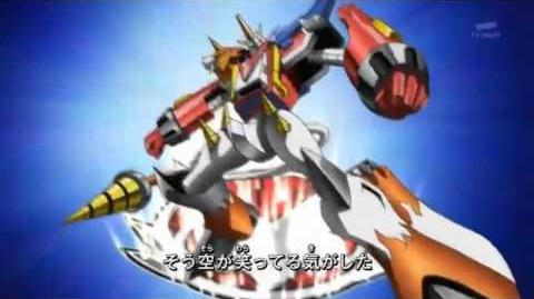 Digimon Xros Wars - Opening HD