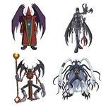 Daemons corps