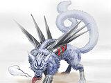 Garurumon (X-Antibody)