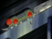 Dark Trailmon anime