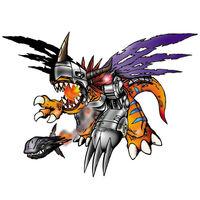 MetalGreymon b