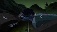 Trailmon Xros Wars anime