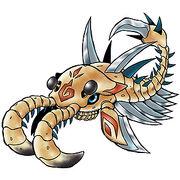 Scorpiomon b