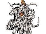 Skull Greymon