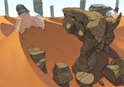Pustynia Kamieni Re