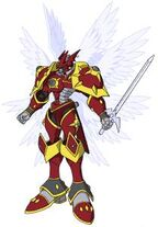 Gallantmon Crimson Mode t