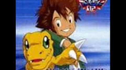 Digimon Adventure 02 Best Partner 1 - Agumon