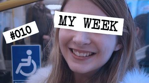 BIRTHDAY! My Week 010 Vlog w Noodlerella, InTheLittleWood, AshDubh, iBallisticSquid & LOTS MORE!