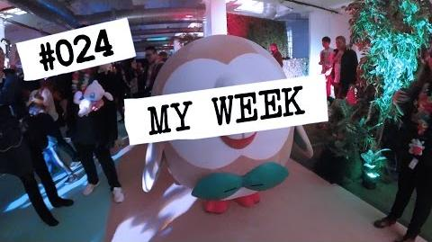 Gotta Catch 'Em All My Week 024 Vlog