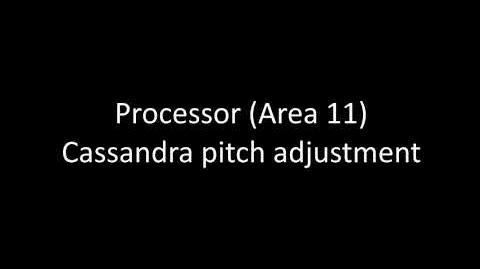 Processor Cassandra Isolation