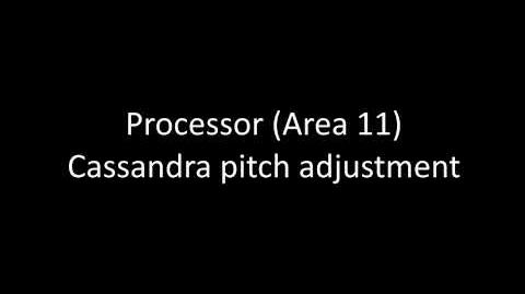 Processor Cassandra Isolation