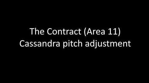 The Contract Cassandra Isolation