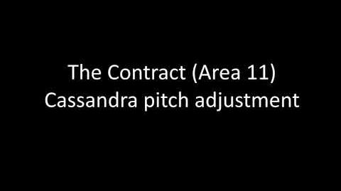 The Contract Cassandra Isolation