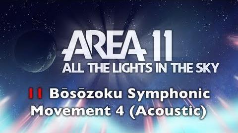 Area 11 - Bōsōzoku Symphonic Movement 4 (Acoustic)-0