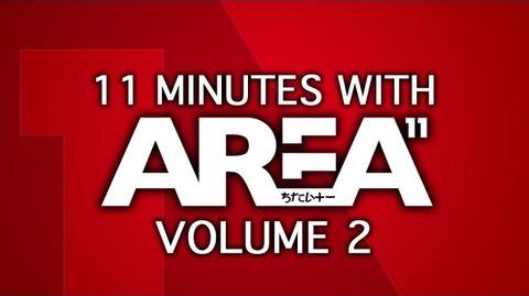 11 Minutes With Area 11 - Volume 2 The Real Area 11
