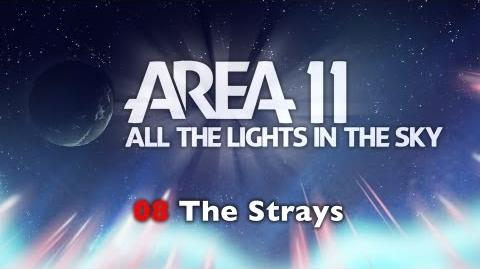 Area 11 - The Strays