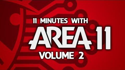 11 Minutes With Area 11 - Volume 2 The Real Area 11-1