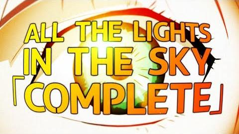 ALL THE LIGHTS IN THE SKY「COMPLETE」- PRE-ORDER NOW!