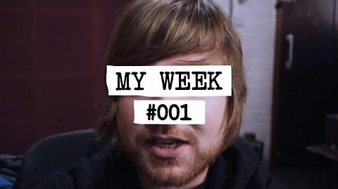 Mixing the 2nd Area 11 Album! My Week 001 Vlog w InTheLittlewood
