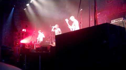 Area 11- 'Siege Engine' Live. SAN tour. Bristol, Motion