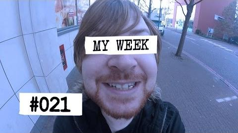 Mouldy Ass Pumpkin My Week 021 Vlog