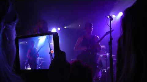 Area 11 - Are You Listening FIRST PERFORMANCE @ The Bodega Nottingham 24 07 2014