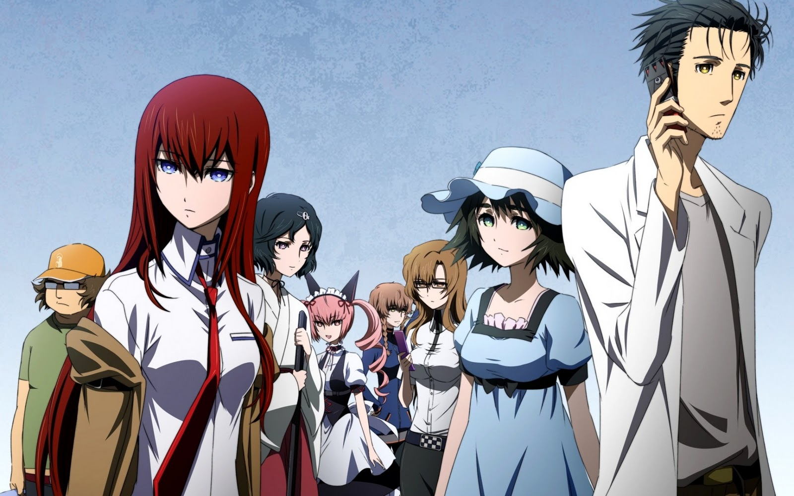 Image result for steins gate