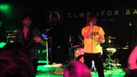 Area 11 - Siege Engine NEW SONG (Live Cardiff 2.7.2015)