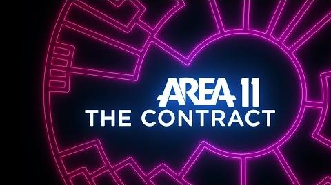 Area 11 - The Contract (Official Audio)
