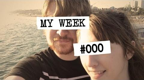 My Week Vlogs