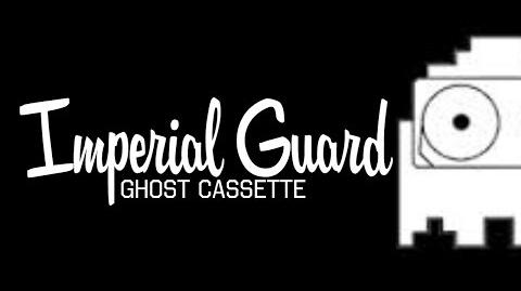 Ghost Cassette - Imperial Guard (Lyrics) Strings