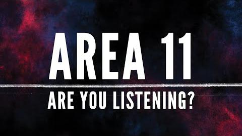 Area 11 - Are You Listening?