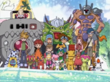 Personaggi di Digimon Adventure
