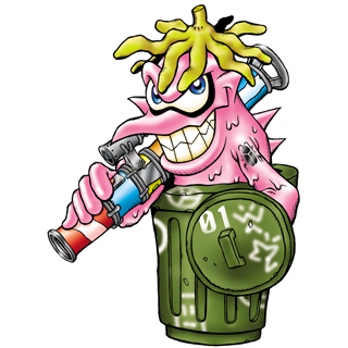 Garbagemon1