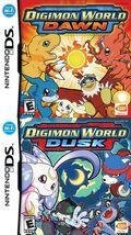 Digimon Dawn Dusk boxart