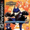 Digimon world 2 -playstation