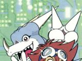 Personaggi di Digimon Adventure V-Tamer 01