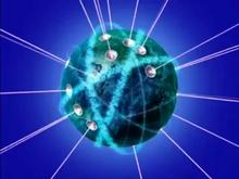 La Terra vista da Digiworld (Tamers)