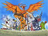 Digimon (Manga Boys)