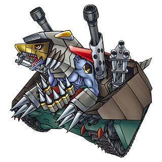 Tankdramon