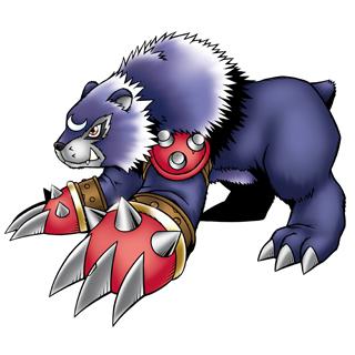 Grizzlymon