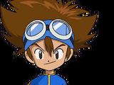 Taichi Yagami (Adventure:)