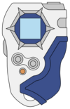 Digivice D-Scanner (Koji)