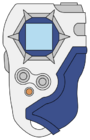 Digivice D-Scanner (Koji)