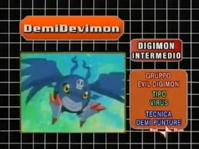 Analizzatore - DemiDevimon (ita)