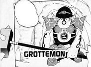 Grottemon