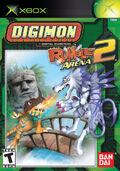Xbox digimon rumble arena 2 p luu58a