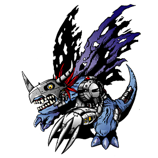 MetalGreymon(Virus)