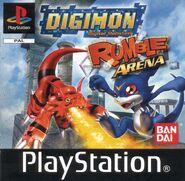 Digimon Rumble Arena PAL