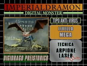 Analizzatore 02 - Imperialdramon (ita)